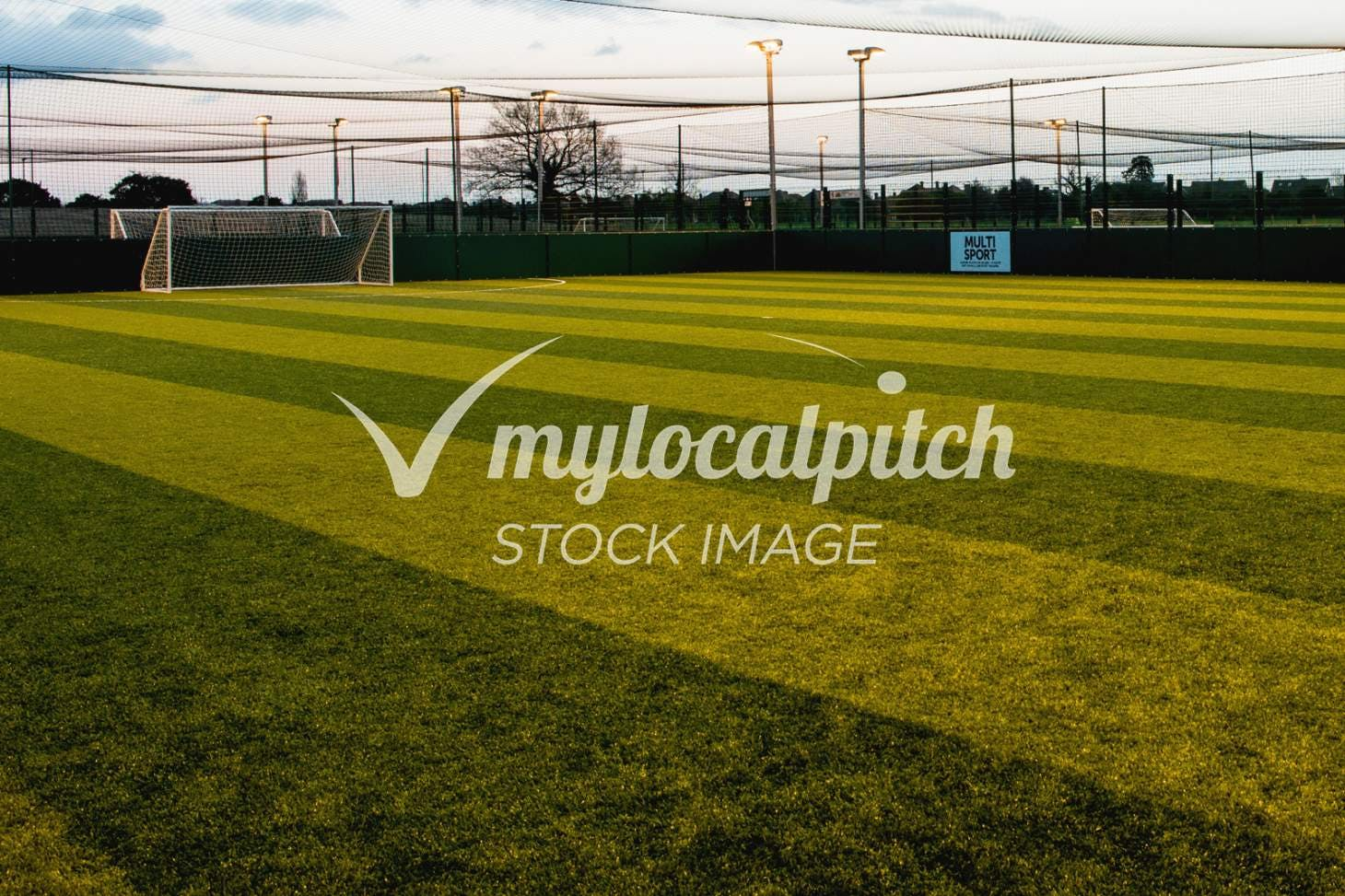 Mike Doyle Centre 9 a side | 3G Astroturf football pitch