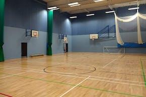 Oasis Academy Arena | Indoor Basketball Court