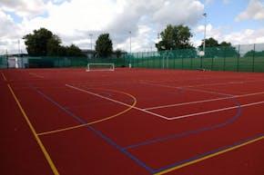 Oasis Academy Arena | Hard (macadam) Netball Court