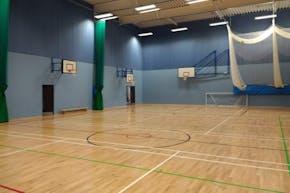 Oasis Academy Arena | Sports hall Cricket Facilities