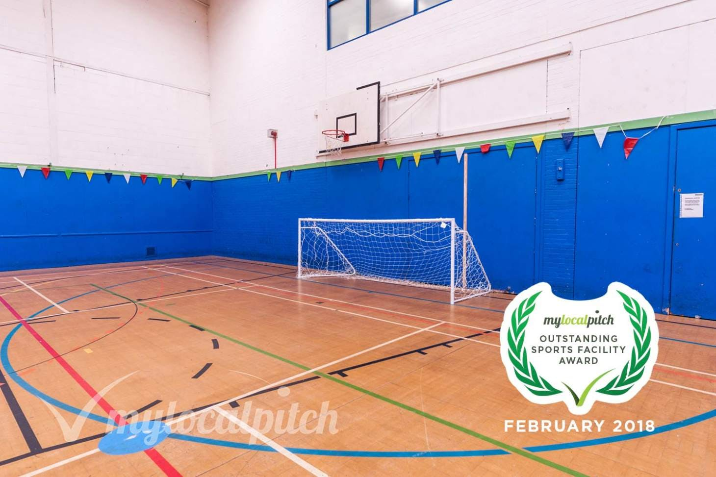 Ordsall Leisure Centre 5 a side | Indoor football pitch