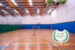 Ordsall Leisure Centre | Indoor Netball Court
