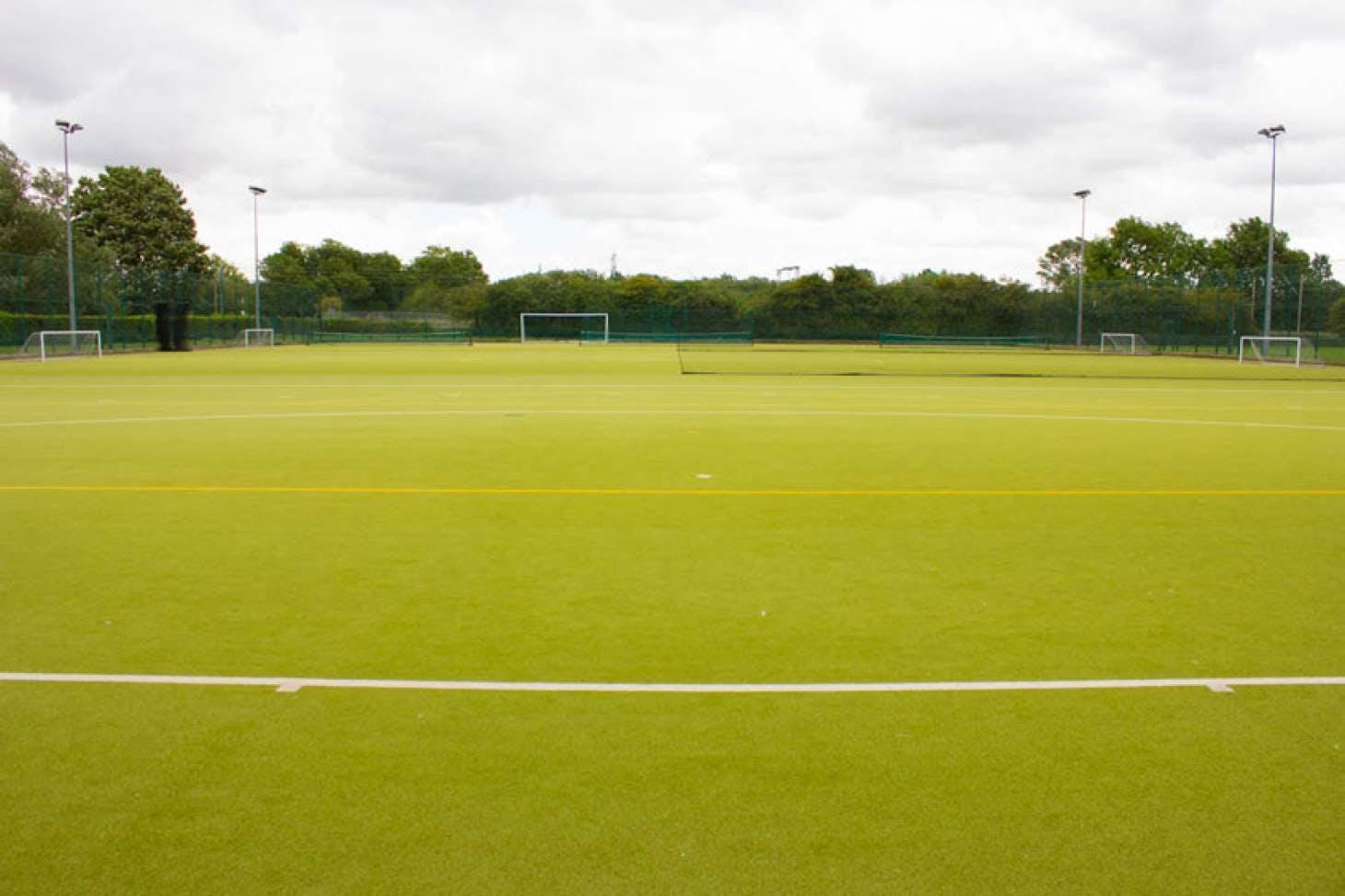Haileybury Turnford School 7 a side | Astroturf football pitch