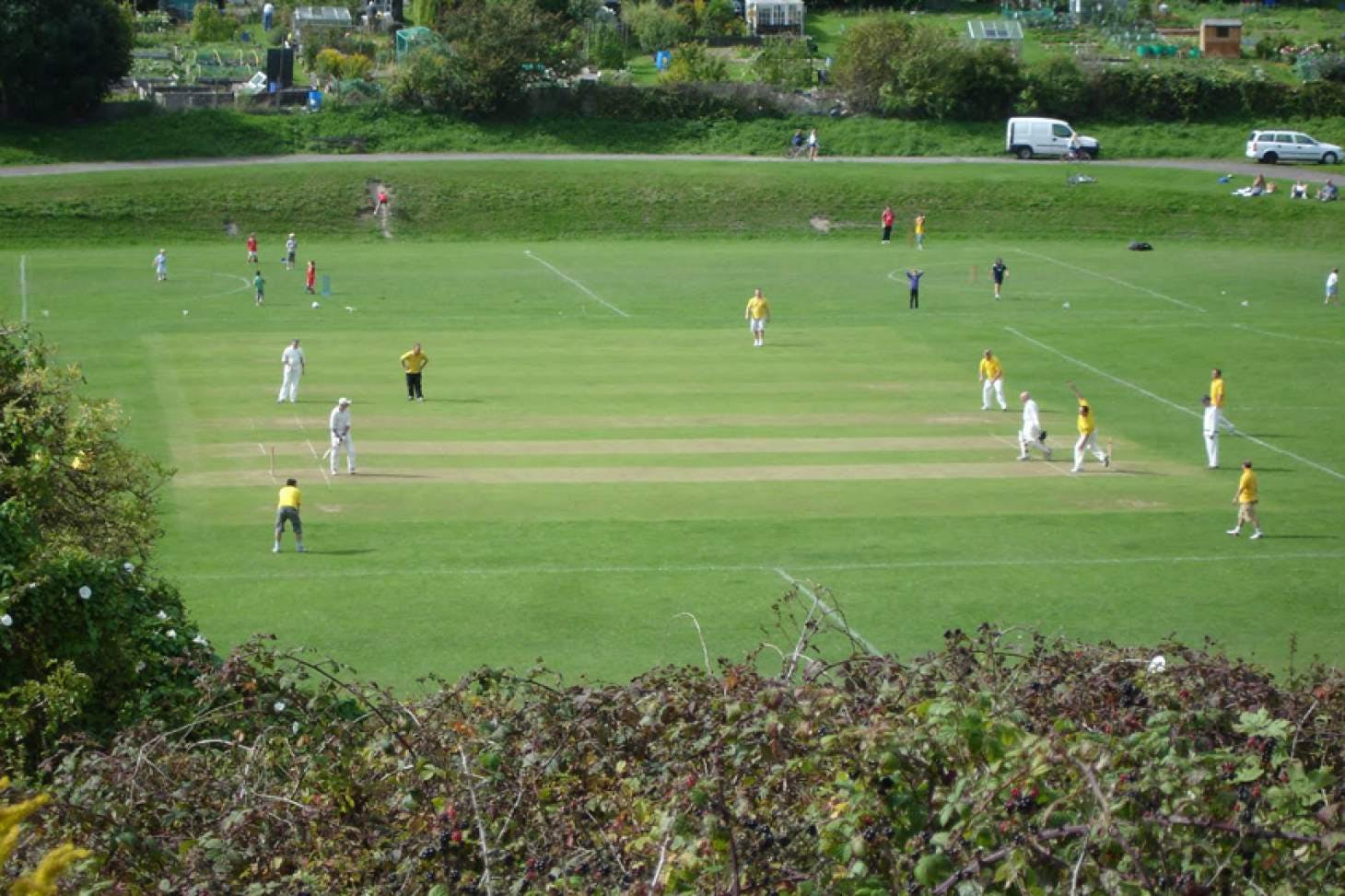 Braypool Recreation Ground Full size | Grass cricket facilities