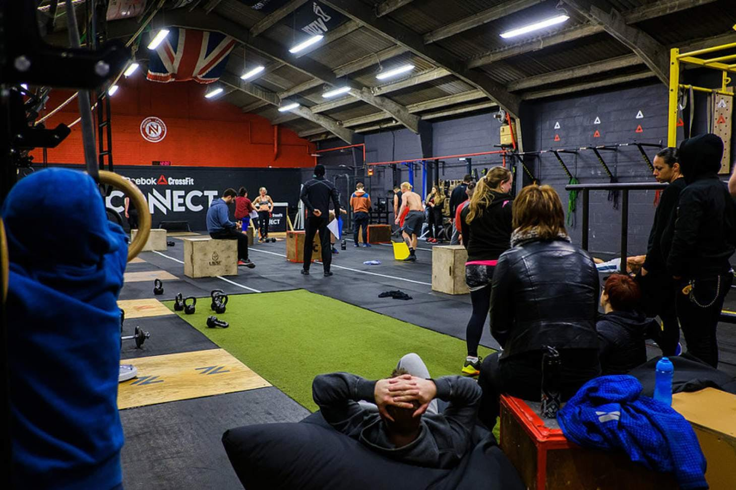 Crossfit Connect Gym | Hard gym