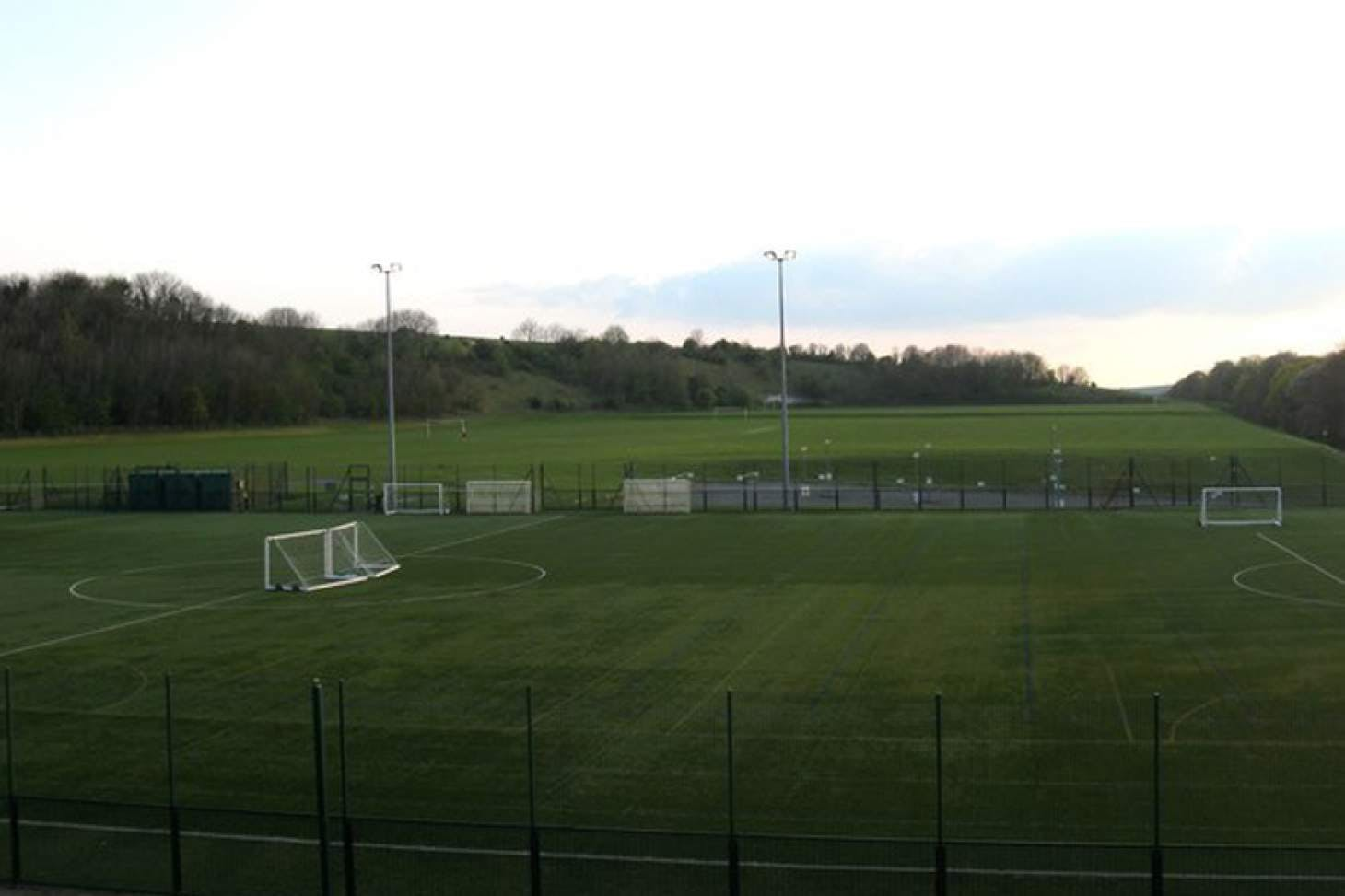 Falmer Sports Complex Training pitch | 3G Astroturf rugby pitch