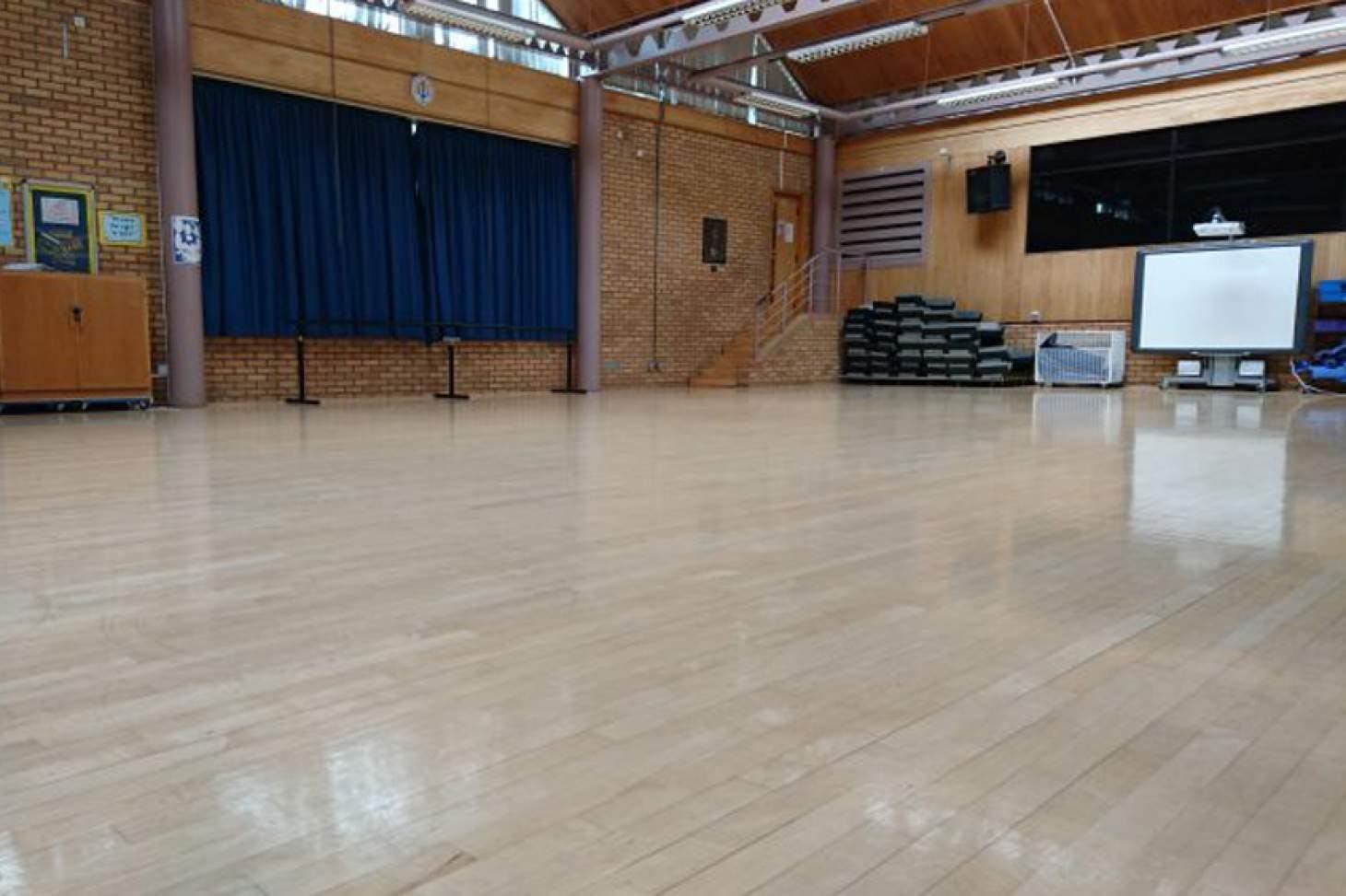 Longhill Sports Centre Studio space hire
