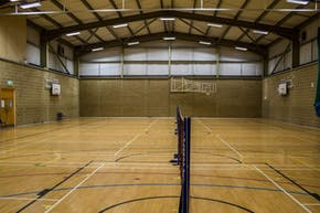 Portslade Sports Centre | Hard Badminton Court