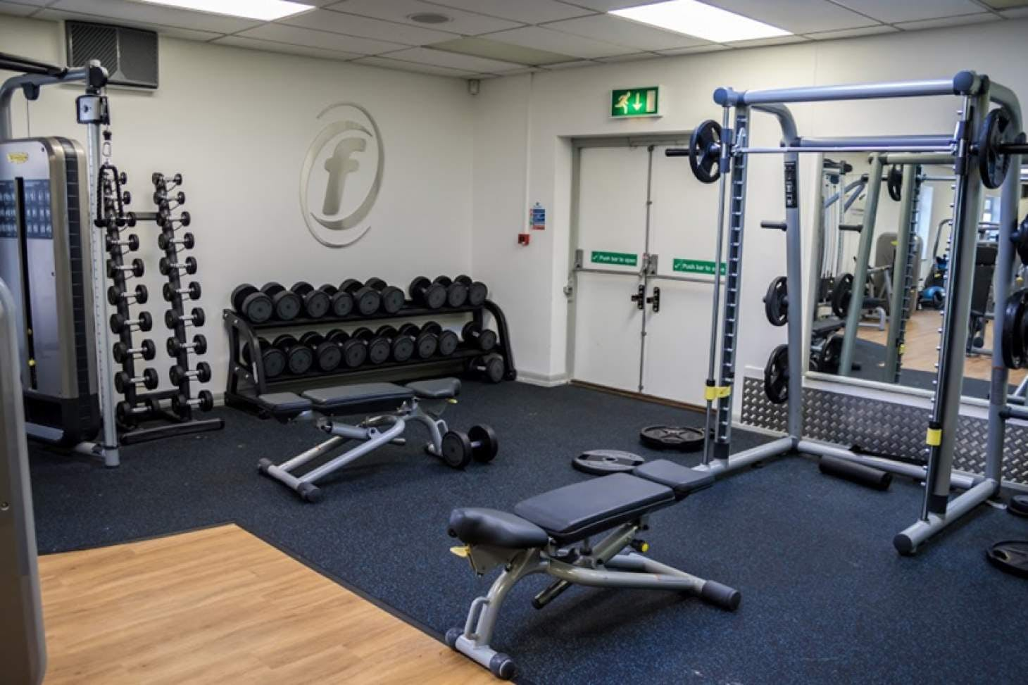 Portslade Sports Centre Gym | Hard gym