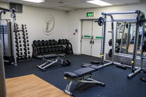 Portslade Sports Centre | Hard Gym