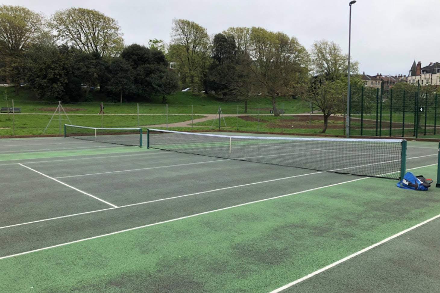 Queens Park Tennis Club Outdoor | Hard (macadam) tennis court