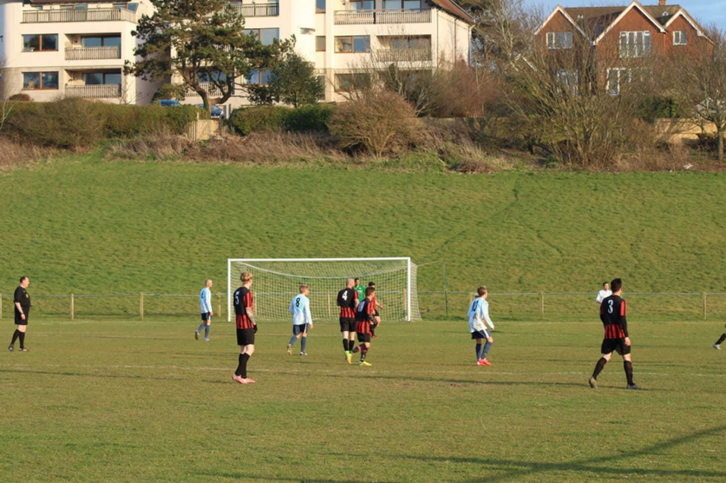 Rottingdean Football 11 a side | Grass football pitch
