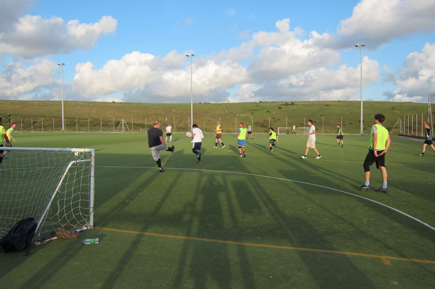 Stanley Deason Leisure Centre 5 a side | Astroturf football pitch