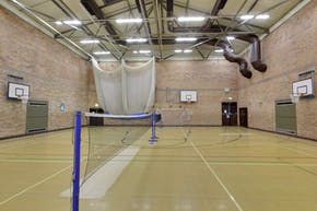 Stanley Deason Leisure Centre | Sports hall Basketball Court