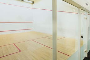 Virgin Active Brighton Health Racquets Club | Hard Squash Court