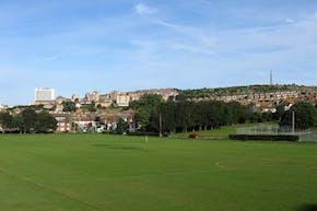 East Brighton Park | Grass Football Pitch