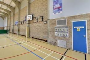 Impulse Leisure (Southwick)   Hard Badminton Court
