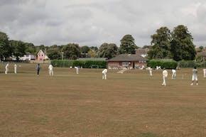 Lancing Manor Park | Grass Cricket Facilities
