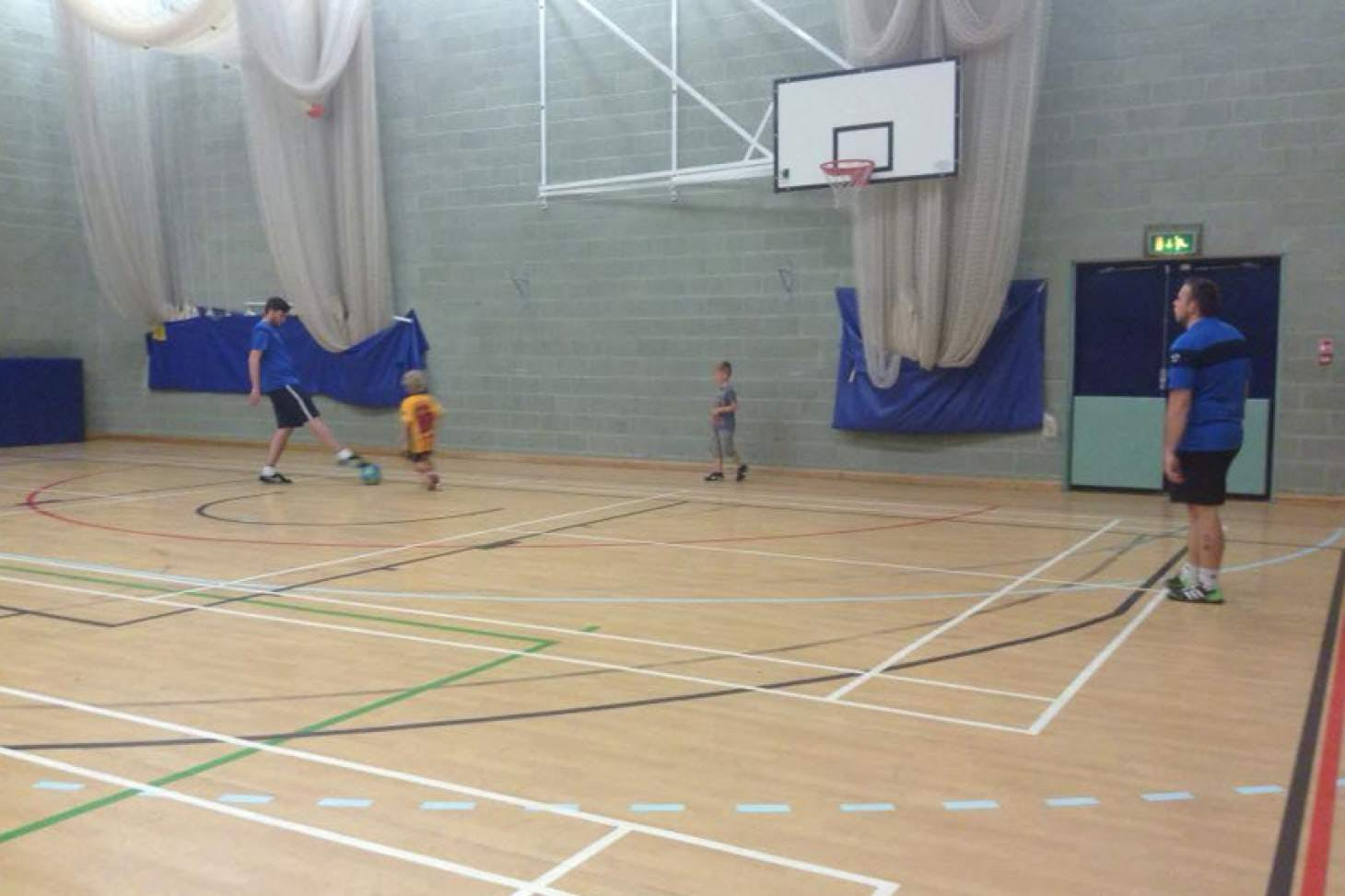 Longhill Sports Centre 5 a side | Indoor football pitch