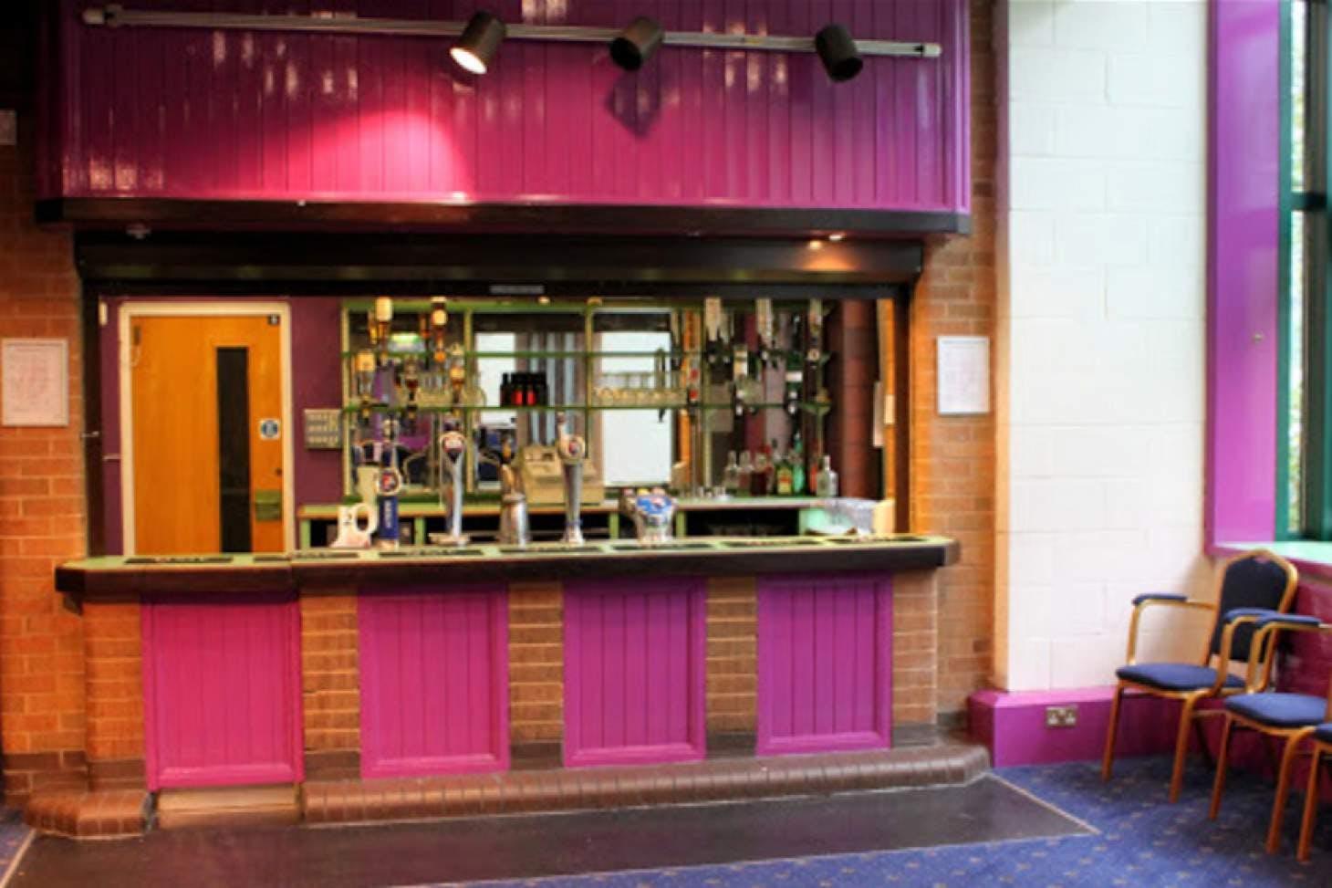 Moulsecoomb Community Leisure Centre Bar space hire