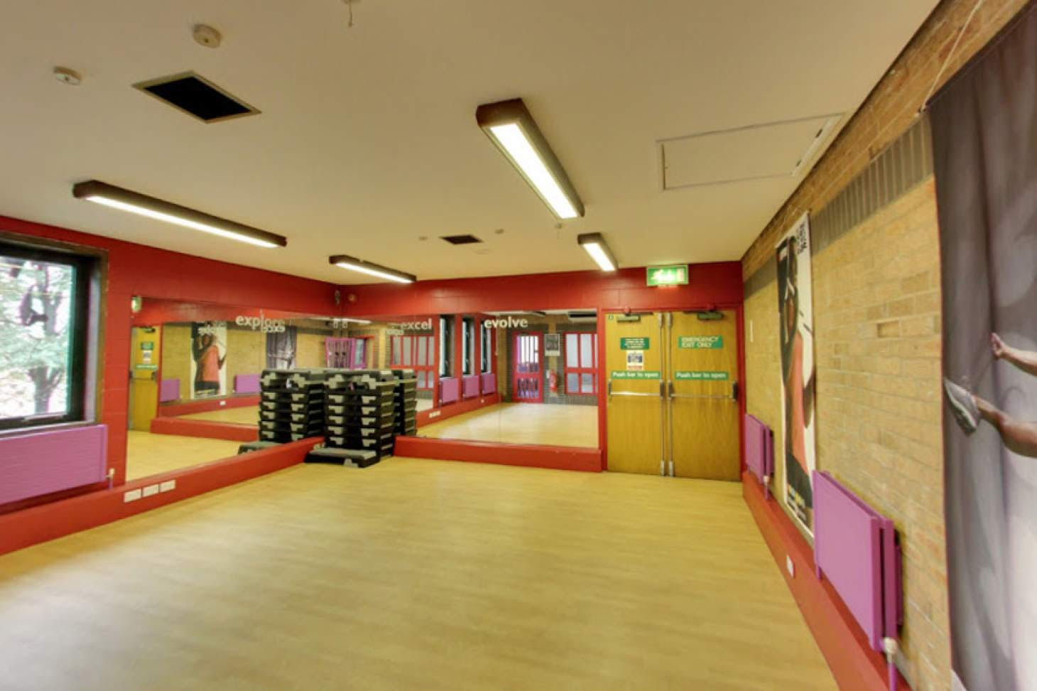 Moulsecoomb Community Leisure Centre Studio space hire
