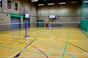 Moulsecoomb Community Leisure Centre | Indoor Netball Court