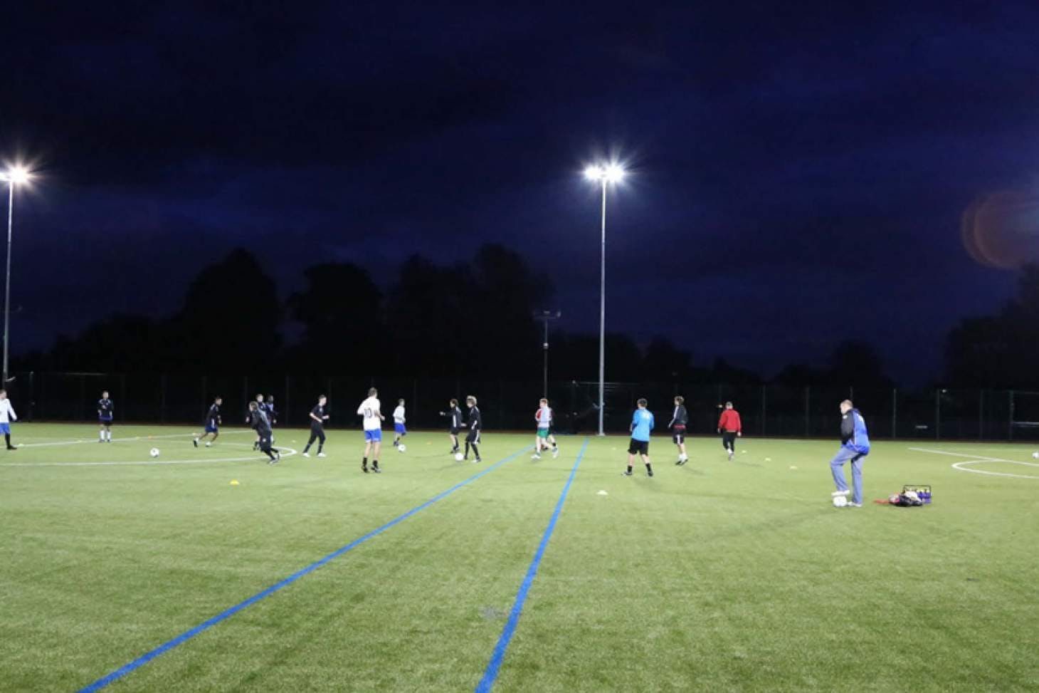 Portslade Sports Centre 11 a side | 3G Astroturf football pitch