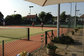 Sussex County Lawn Tennis Club | Astroturf Tennis Court
