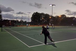 Sussex County Lawn Tennis Club | Hard (macadam) Tennis Court