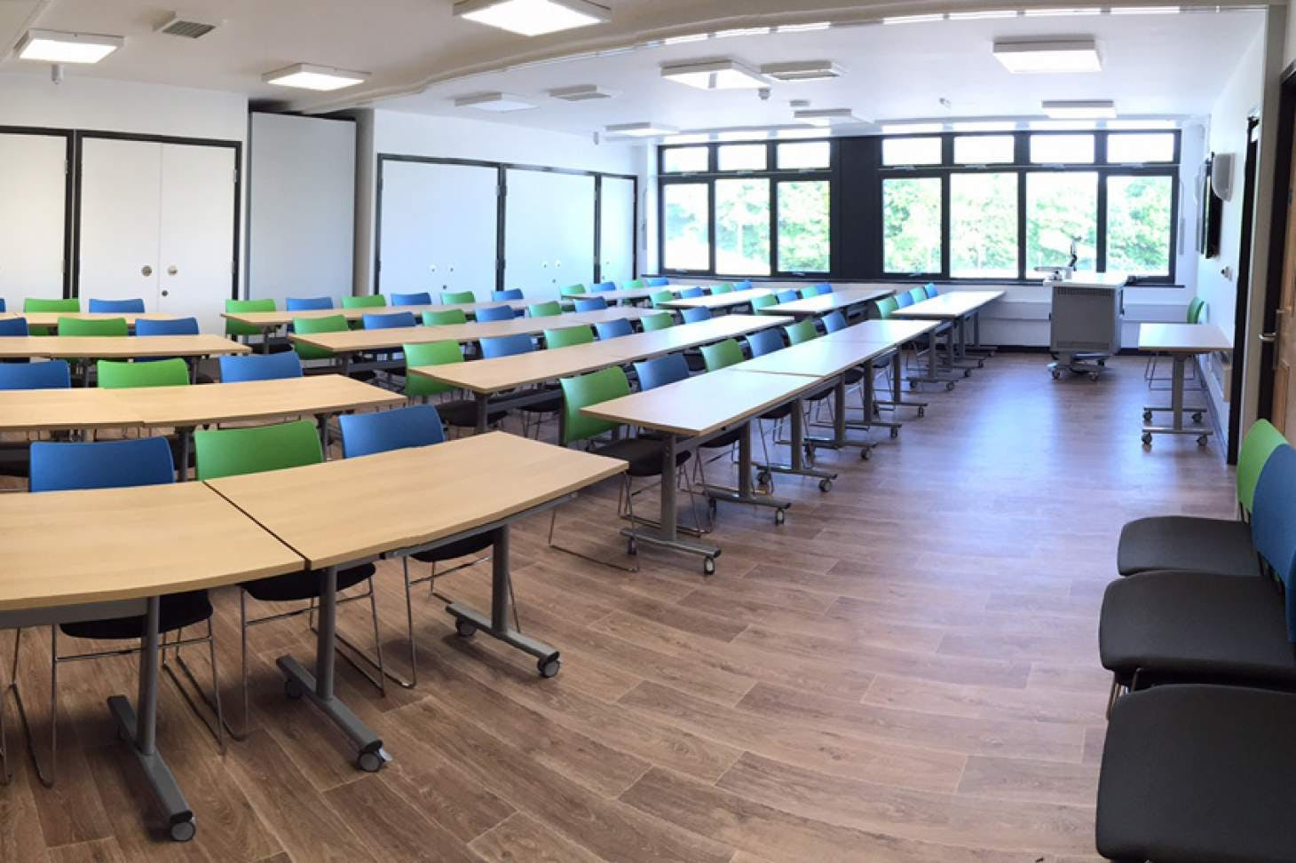 University Of Brighton (Falmer Campus) Classroom space hire
