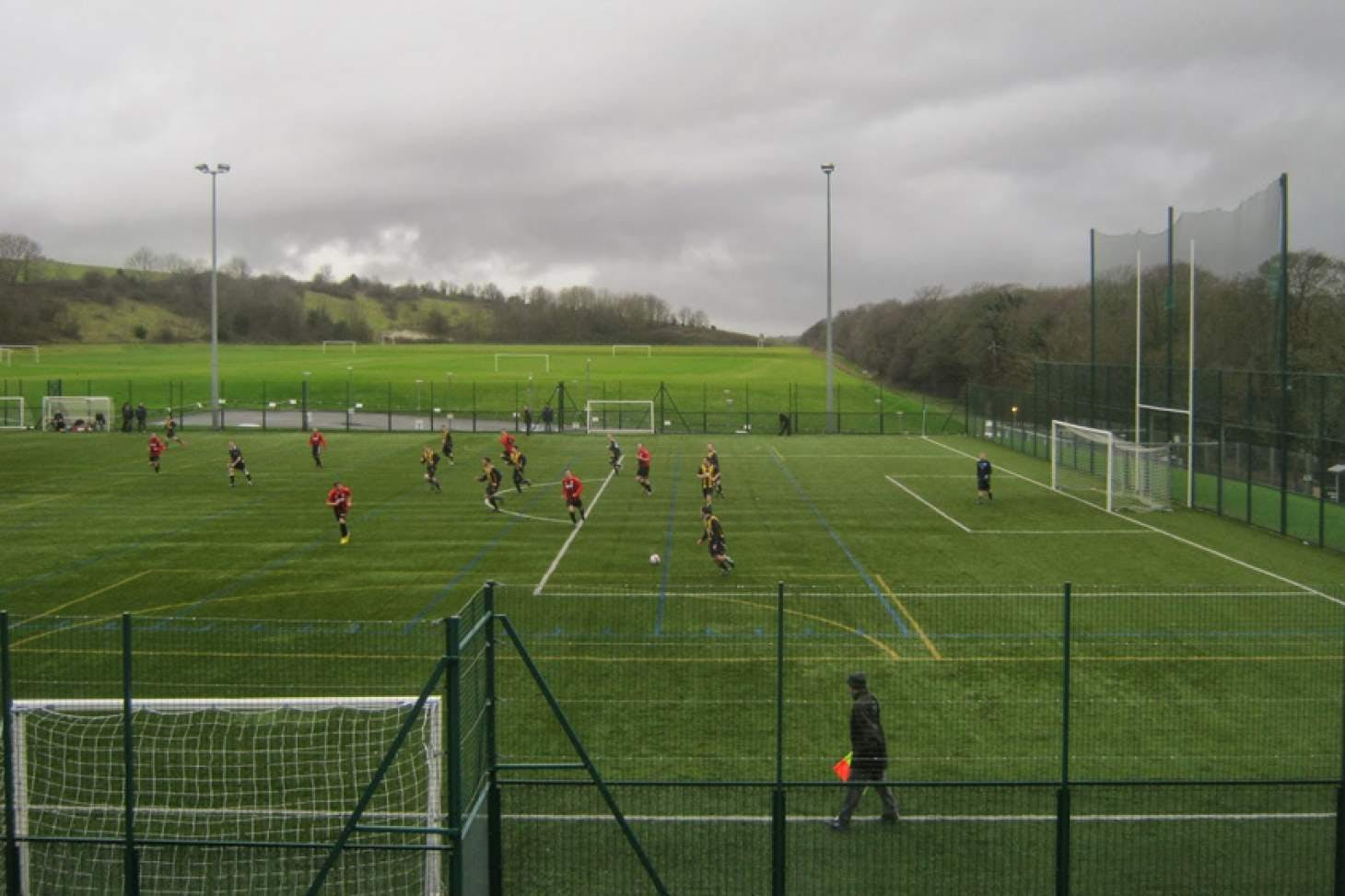 University Of Brighton (Falmer Campus) 11 a side | 3G Astroturf football pitch