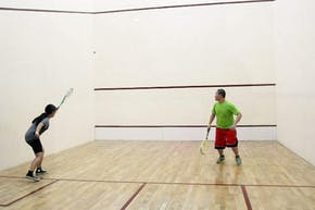 University Of Sussex Sport Centre | Hard Squash Court