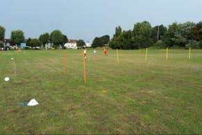 Victoria Recreation Ground, Brighton | Grass Football Pitch