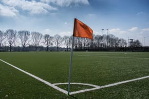Waterhall Sports Ground | Grass Football Pitch