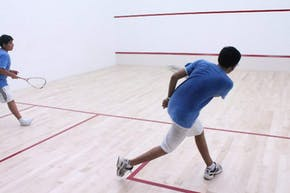 Withdean Sports Complex | Hard Squash Court