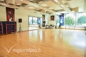 BACA Sports Centre | Dance studio Space Hire