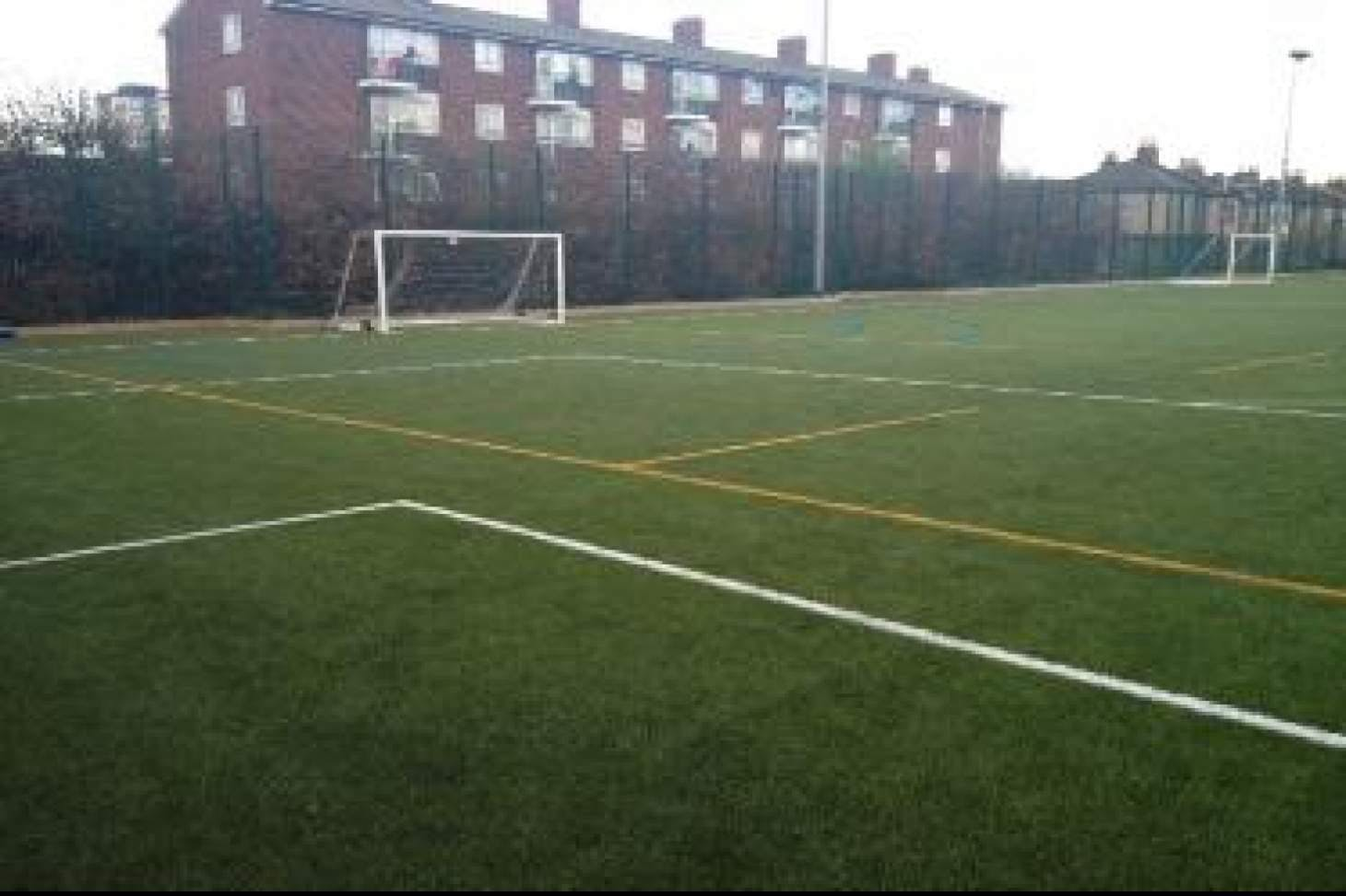 Rokeby School 5 a side | 3G Astroturf football pitch