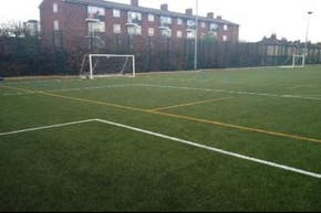 Rokeby School | 3G astroturf Football Pitch