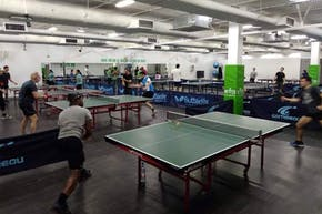 Finsbury Leisure Centre | Hard Table Tennis Table