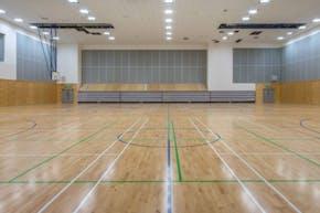 Kensington Leisure Centre | Hard Table Tennis Table