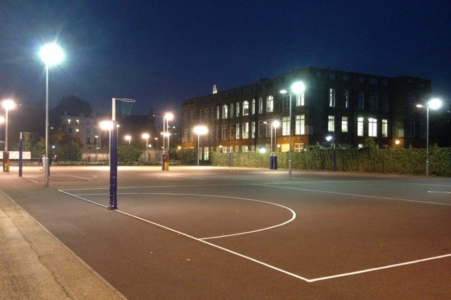 Waterloo - Netbusters Outdoor | Hard (macadam) netball court