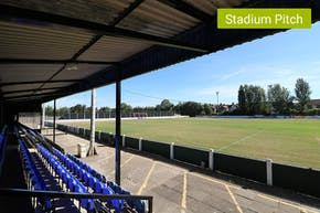 Match Day Centres | Grass Football Pitch