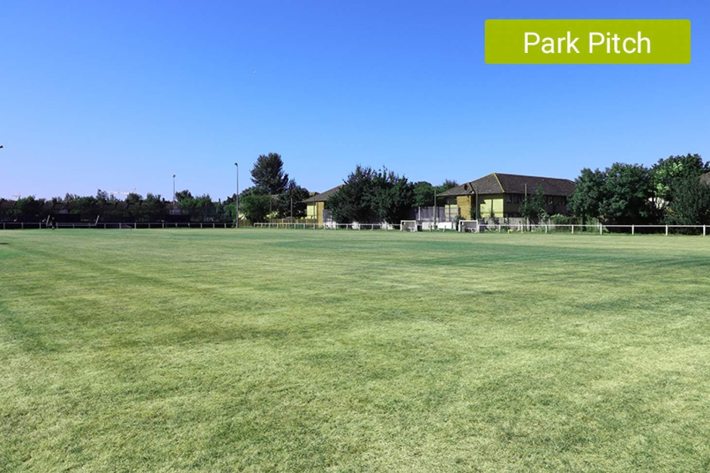 Match Day Centres 11 a side | Grass football pitch