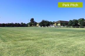 Match Day Centres   Grass Football Pitch