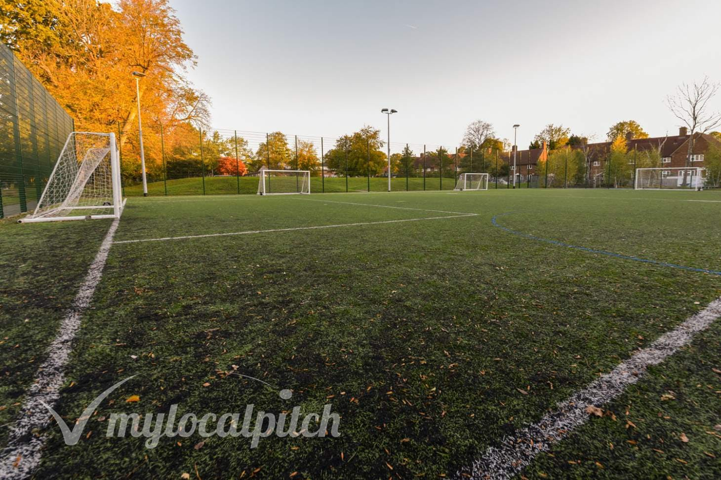 Cedars Youth & Community Centre 5 a side   3G Astroturf football pitch