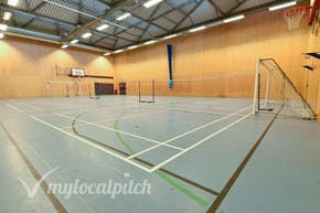 Cedars Youth & Community Centre   Indoor Basketball Court