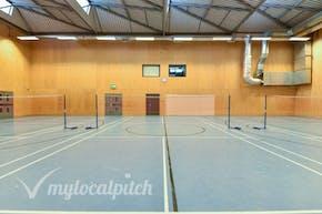 Cedars Youth & Community Centre | Indoor Badminton Court