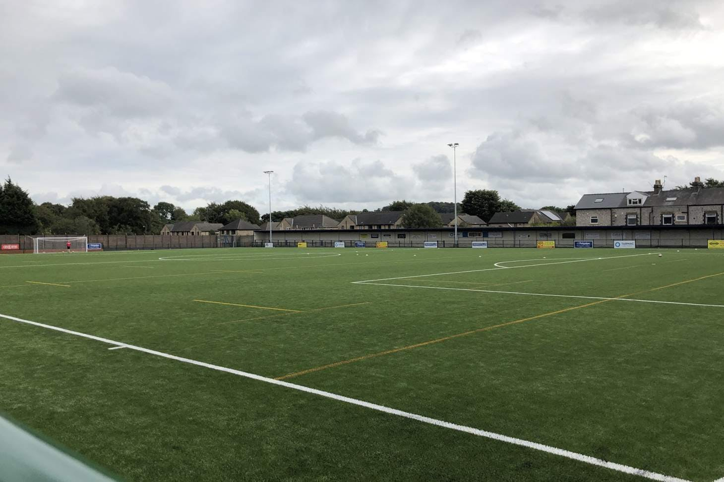 Buxton FC 11 a side | 3G Astroturf football pitch