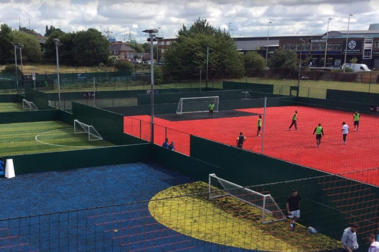 Powerleague Birmingham 7 a side | 3G Astroturf football pitch