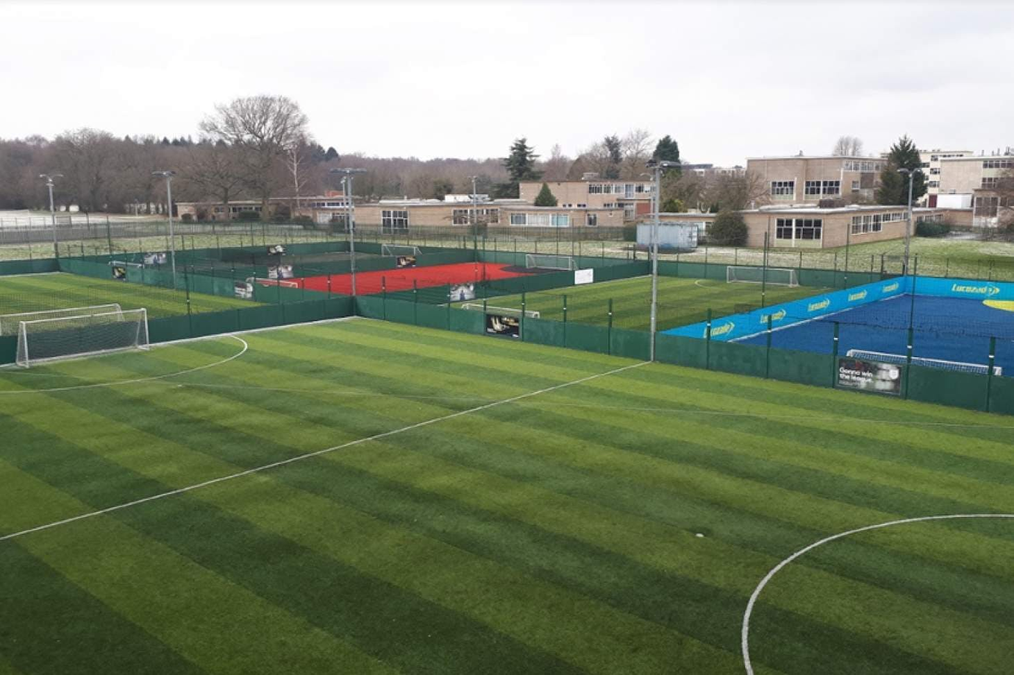 Powerleague Coventry 5 a side | 3G Astroturf football pitch